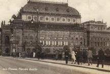 Prague in the old times