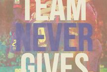 This Team Never Give Up