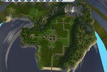 Sims 2- Neighbourhood Deco