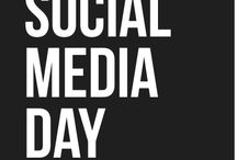 Social Media Day / Posts regarding this important, annual event to take a closer look at how social media impacts our lives. #socialmediaday #smday / by Solopress