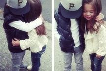 Kids with swagggg :) / Cute kids with great style / by Skylar Vasquez
