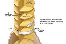 toren van hout