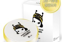W-HONEY BEAM CUSHION 21 & 23 / Honey beam cushion is one of the best product that i ever used, it has a triple functionality of Sun Block than prevent my skin from tanning+whitening effect that covers all my acne/acne marks and dark spots. This is perfect for everyday use.  http://www.ebay.com/sch/i.html? _from=R40&_trksid=p2047675.m570.l1313.TR0.TRC0.H0.XW-HONEY+BEAM+CUSHION+21+%26+23.TRS0&_nkw=W-HONEY+BEAM+CUSHION+21+%26+23&_sacat=0