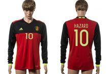 Billige Eden Hazard trøje / Køb Eden Hazard trøje 2016/17,Billige Eden Hazard fodboldtrøjer,Eden Hazard hjemmebanetrøje/udebanetrøje/3. trøje udsalg med navn.