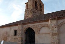 Iglesia de San Pedro en Pajares de la Lampreana. / Románico de Zamora