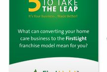 Owning A Business / by FirstLight HomeCare