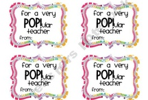 Teacher Appreciation / by Mandy Zabel