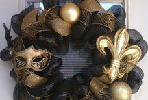New Orleans Saints / by Peggy Myer