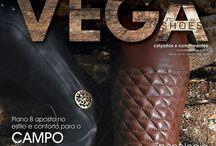 Portugal Shoes / Revista vega shoes e o Designer português Carlos Santos