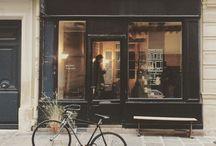 Favorite coffee spots in Paris