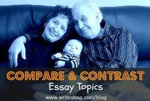 Teaching - Compare/Contrast