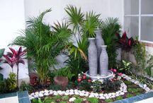 Jardines de casa