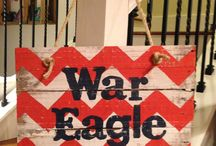 War Eagle / by Shannon Renfrow