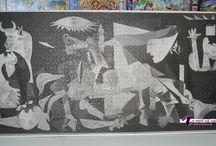 """Πάζλ (Kορνίζες) - Puzzle (Frames) / Puzzles που έχουμε κορνιζάρει η έχουμε κάνει επεξεργασία """"Σαγρέ"""""""