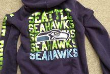 Seahawks #1 Fan