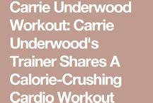Calorie burn/cardio workout