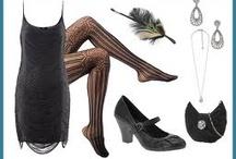 Flapper Costume / by Julie Morgan