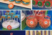 Bubble Guppies' Party / by Amanda Heller