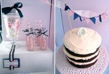 Pink & Navy Party / by Mindy