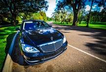 Mercedes Benz S550 / The ultimate luxury sedan