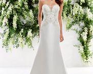 Claire wedding dress ideas