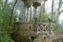 secret gardens / 《cantinho de paz》