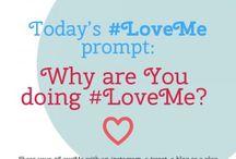 #LoveMe Feb Challenge / by Wendy Del Monte