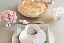 Tea Time / by Evangelyn Delacare