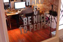 New office inspo