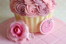 Cake Ideas / Cakes and Cup Cakes
