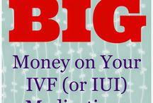 IVF & IUI Information
