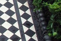Tiles for hallway