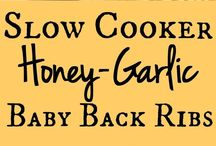 Ribs Slow Cooker
