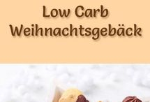 weihnachtsgebäck low carb