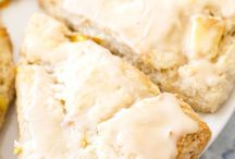Scones / All the best scone recipes to fill your tea menu!