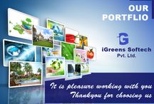 portfolio / This board contains all the works of iGreens Softech pvt. ltd.