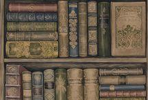 Olen löytänyt rakkaat kirjani.    I have found my dear