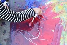 Kunst mit Kleinkindern, -4