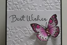 Inspiration - Embossing folders