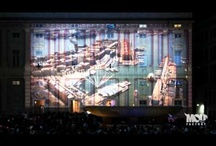 Asker video mapping 3D / by Asker