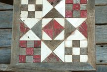 Barn quilts/ideas / Quilts