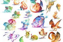 Reference - Creature design