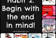 Leader in Me Habit 2: Begin with the End in Mind