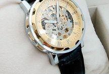 Hodinky pre pánov aj dámy / Nádherné kúsky, ktoré nájdeš jedine u nás ;) http://www.ejha.sk/naramkove-hodinky