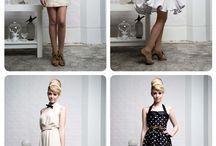 fashion or fiction? / by Jen Wood