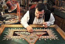 Türk Sanatları : Naht