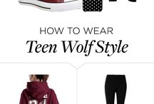 How To Wear Teen Wolf Style