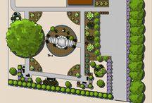 Projekt wstępny terenów zielonych / Projekt wstępny wykonywany jest wówczas, gdy poznam upodobania oraz zamierzony styl terenów zielonych, ogrodu. Tereny zielone to nie tylko dobrze ułożony trawnik i modne obecnie tuje obsadzone na obrzeżach. http://terenyzielone.wordpress.com/2014/05/13/projekt-wstepny-terenow-zielonych-ogrodu/