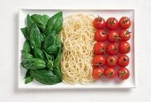 Italian food I love / by Valeria Campello