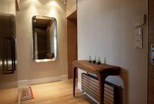 Hall interior - Designworks.hu